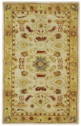 Safavieh Anatolia AN543C Ivory and Gold