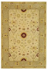 Safavieh Anatolia AN550A Sand and Walnut