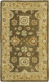 Safavieh Anatolia AN556C Brown and Taupe