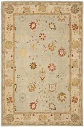 Safavieh Anatolia AN559B Grey Blue and Ivory