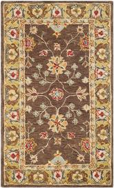 Safavieh Anatolia AN562A Brown and Gold