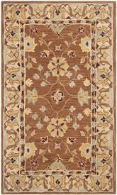 Safavieh Anatolia AN562B Tan and Ivory