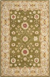 Safavieh Anatolia AN562D Moss and Ivory