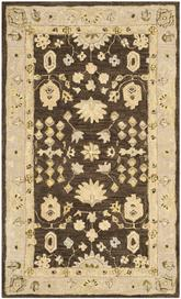 Safavieh Anatolia AN564A Chocolate and Ivory