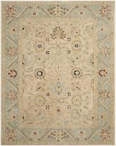 Safavieh Anatolia AN569C Natural and Soft Turquoise