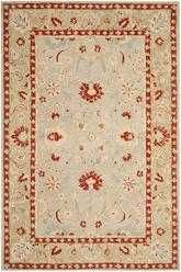 Safavieh Anatolia AN571A Ivory and Green