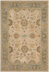 Safavieh Anatolia AN580D Ivory and Blue