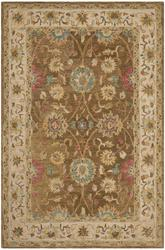 Safavieh Anatolia AN580F Brown and Ivory