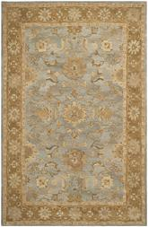 Safavieh Anatolia AN585D Light Blue and Taupe
