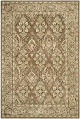 Safavieh Anatolia AN587C Brown and Beige
