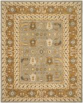 Safavieh Anatolia AN590A Light Grey and Gold