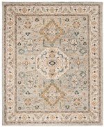 Safavieh Aspen APN601W Moss and Ivory