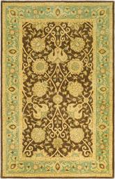 Safavieh Antiquity AT21G Brown and Green