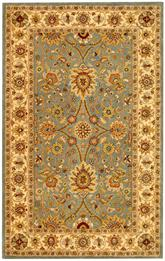 Safavieh Antiquity AT249A Light Blue and Ivory