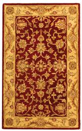 Safavieh Antiquity AT312C Red and Gold