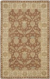 Safavieh Antiquity AT315A Brown and Taupe