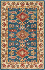 Safavieh Antiquity AT506M Blue and Red