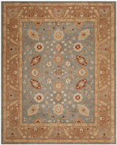 Safavieh Antiquity AT61A Blue and Beige