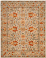Safavieh Antiquity AT63A Beige and Multi