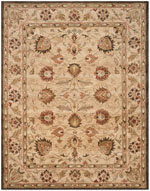 Safavieh Antiquity AT812A Beige and Beige