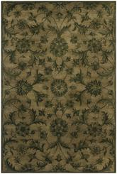 Safavieh Antiquity AT824A Olive and Green