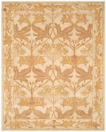 Safavieh Antiquity AT841B Beige and Gold