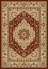 Safavieh Austin AUS1580-4011 Red and Creme