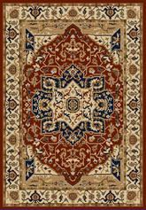 Safavieh Austin AUS1590-4011 Red and Creme