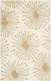 Safavieh Bella BEL123A Beige and Gold