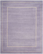 Safavieh Bella BEL151C Lavender and Ivory