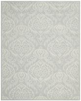 Safavieh Bella BEL445A Silver and Ivory