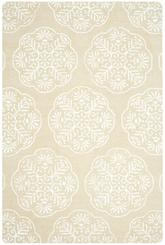 Safavieh Bella BEL711A Beige and White