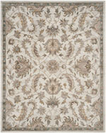 Safavieh Bella BEL924A Ivory and Light Grey