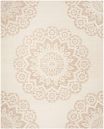 Safavieh Blossom BLM108B Ivory and Beige