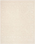 Safavieh Blossom BLM109F Light Grey and Ivory
