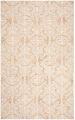 Safavieh Blossom BLM112B Beige and Ivory
