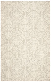 Safavieh Blossom BLM112G Silver and Ivory