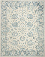 Safavieh Blossom BLM351A Ivory and Blue