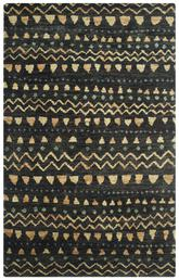 Safavieh Bohemian BOH653A Black and Gold