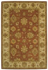 Safavieh Bergama BRG133A Assorted and Ivory