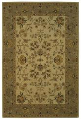Safavieh Bergama BRG135A Ivory and Light Grey