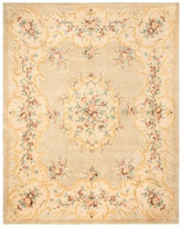 Safavieh Bergama BRG166B Light Green and Beige