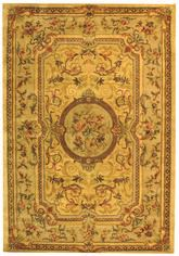 Safavieh Bergama BRG168A Light Gold and Beige
