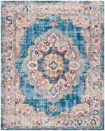 Safavieh Bristol BTL343C Blue and Light Grey