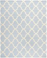 Safavieh Cambridge CAM121A Light Blue and Ivory
