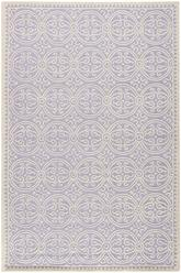 Safavieh Cambridge CAM123C Lavander and Ivory