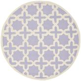 Safavieh Cambridge CAM125C Lavander and Ivory