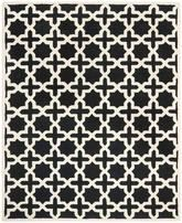 Safavieh Cambridge CAM125E Black and Ivory