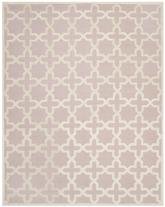 Safavieh Cambridge CAM125M Light Pink and Ivory