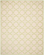 Safavieh Cambridge CAM125N Ivory and Light Green